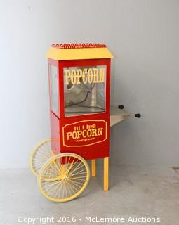 Popcorn Machine by Great Western Products Company