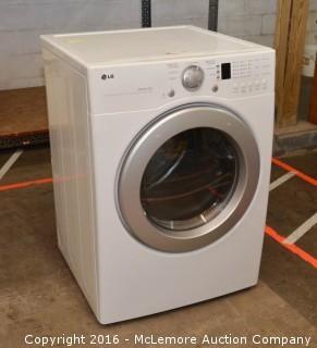 LG Front Load Dryer