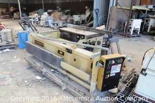 Powermatic HPS-126 Sliding Table Saw