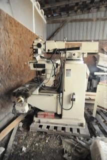 Jet Vertical Milling Machine JTM-1055