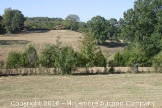5.563 ± Acres with 553' ± Frontage on the Tennessee River