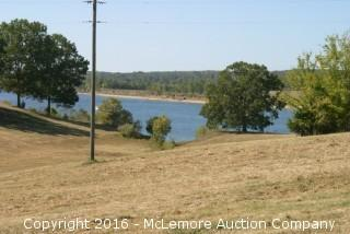 5.066 ± Acres with Panoramic Views of the Tennessee River