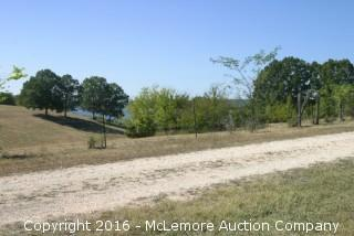 3.391 ± Acres with Cove Frontage