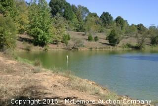 13.500 ± Acres with Private Lake
