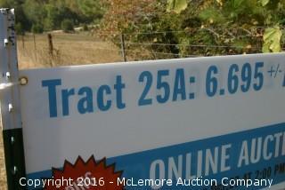6.695 ± Acres