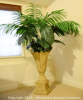 Composite Earn Synthetic Palm Leaves