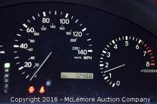 2003 Lexus RX300