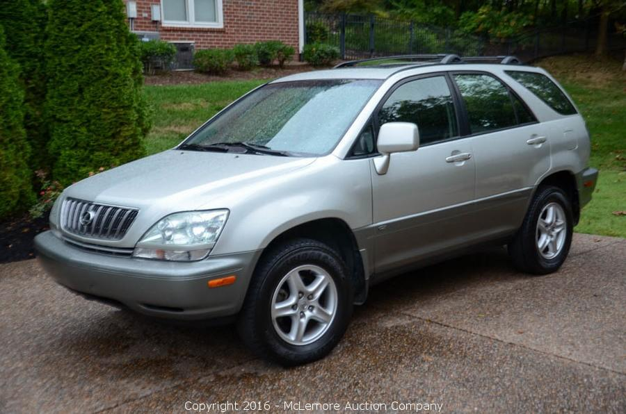 2003 Lexus RX300, Fine Furniture and Home Decor from a Home in Brentwood, TN