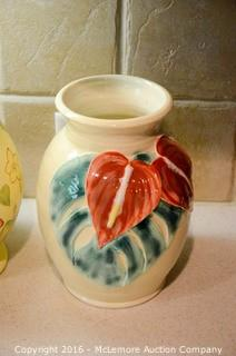 Five Pieces of Pottery
