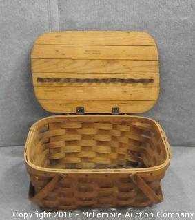 Picnic Basket by Basketville of Putney, Vermont