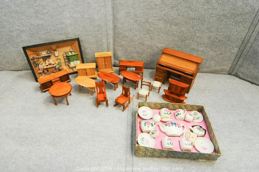 Furniture, Collectibles, Tools, Antiques and Vintage Items from a Hillwood Area Family Estate