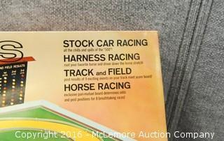 Vintage Tudor Electric Races