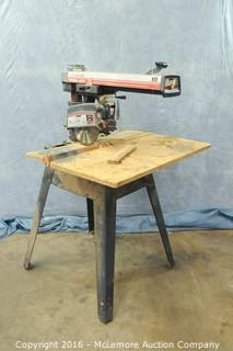 Sears Craftsman 2HP Radial Arm Saw