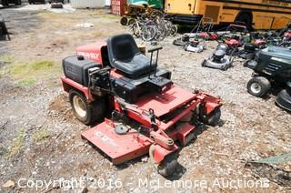 "Gravely Zero Turn Mower with 60"" Hydraulic Powered Deck"