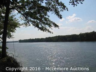.38 +/- Acre Waterfront Lot