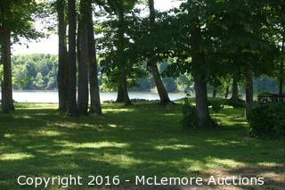 .40 +/- Acre Waterfront Lot